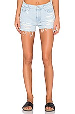 SHORT EN JEAN LOVE LOCK