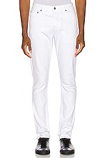 Ksubi Chitch Salt Jean in White