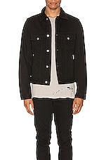 Ksubi Classic Jacket in Black