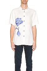 Ksubi No Daisy Shirt in White