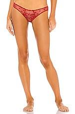 KAT THE LABEL Scarlet Underwear in Red
