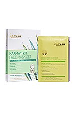 Karuna Karma Kit+ Face Mask Kit 4 Pack