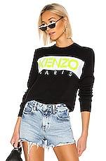 Kenzo Paris Jumper in Black