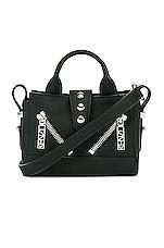 Kenzo Tiny Tote Bag in Black