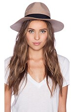 The Mirage Hat in Camel Brown