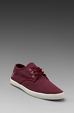 Aristide 10 in Dark Red