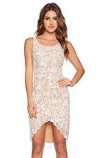 ROBE DENTELLE PORCELAIN LACE