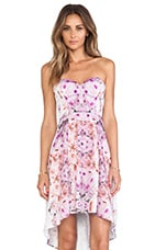 Floral Mirage Dress en Imprimé Mirage Floral