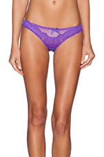 Vanesa Mini Brief in Violet