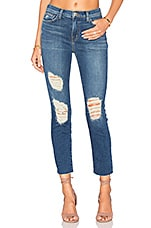 Marcelle Slim Fit Jeans in Authentique Distressed