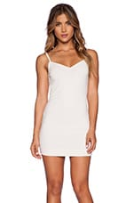 V Neck Slip in Birch