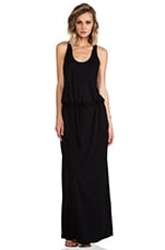 Racerback Dress en Noir