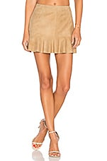 Etenia Skirt in Sandstone