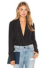 Ohara Bodysuit in Black