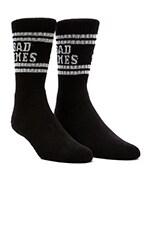 Good Times Tube Socks in Black