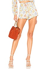 L'Academie The Theo Short in Faye Floral