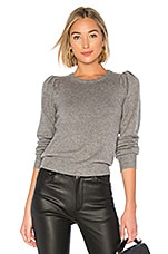 L'Academie The Ashley Sweater in Grey