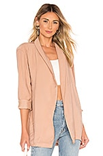 L'Academie Mary Blazer in Taupe