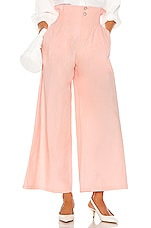 L'Academie The Marielle Pant in Pink
