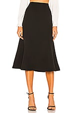 L'Academie The Bonnie Skirt in Black