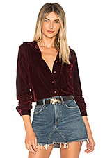 L'Academie The Classic Shirt in Red