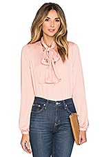 The 70's Blouse en Blush