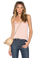 The Cami Blouse en Blush