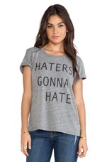 Local Celebrity Haters Tee in Heather