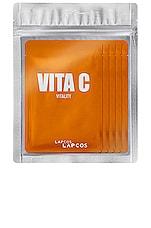 LAPCOS Vita C Daily Skin Mask 5 Pack