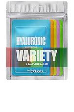 LAPCOS Variety 5 Derma Care Pack
