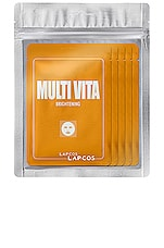 LAPCOS Multi Vita Derma Mask 5 Pack