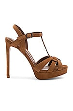 Slingback Heel in Tan