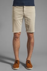 Slim 5 Pocket Cord Cut-Off in Bone