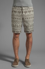 Seaside Short in Bone