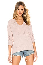 Line & Dot Alexis Sweater in Mauve