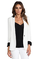 Tailored Jacket in White