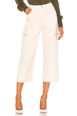 Line & Dot Everson Pants in Off White