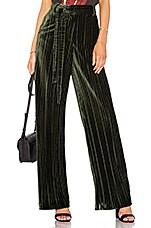 Line & Dot Mabelle Pants in Vineyard Green
