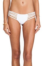 The Ibiza Bottom in White