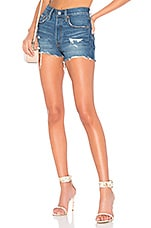 LEVI'S 501 High Rise Short in Drive Me Crazy