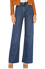 LEVI'S Ribcage Wide Leg Jean in High Times