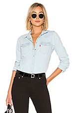 LEVI'S Ultimate Western Shirt in Radio Starr