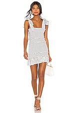 LoveShackFancy Belle Dress in Cotton