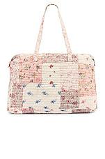 LoveShackFancy Oran Weekend Bag in Multi