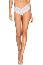 Evi Lace Cheeky in Blanc