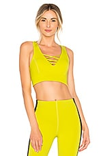 lovewave Dani Sports Bra in Citrus