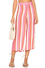 lovewave Philly Pant in Pink Stripe