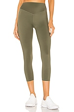 LOVEWAVE The Rowan Pant in Olive Green