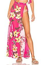 lovewave Rocha Skirt in Pixie Floral