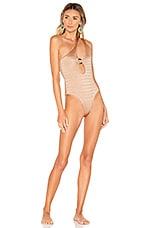 lovewave Amara One Piece in Nude